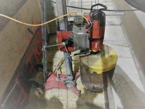 Concrete Diamond Drilling