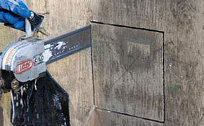 diamond chain sawing
