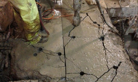Hydraulic Bursting - CA Drillers