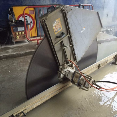 CADrillers Concrete saw Cutting