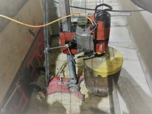 Concrete Diamond Drilling