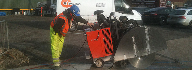 concrete sawing specialist