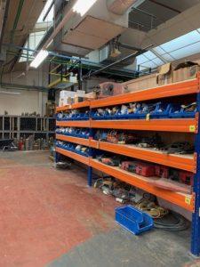 CA Drillers new premises